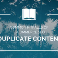 Common Pitfalls of E-Commerce SEO: Duplicate Content