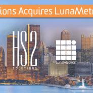 HS2 Solutions Acquires LunaMetrics!
