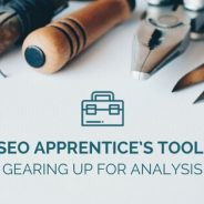 The SEO Apprentice's Toolbox: Gearing Up for Analysis