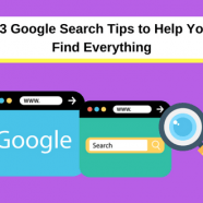 13 Google Search Tips to Help You Find Everything