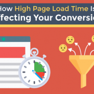 How High Page Load Time Is Affecting Your Conversion