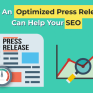 How An Optimized Press Release Can Help Your SEO
