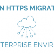 Getting an HTTPS migration done in an enterprise environment
