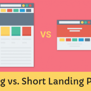 Long vs Short Landing Page – Which Works Better?