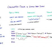 Calculated Fields in Google Data Studio – Whiteboard Friday