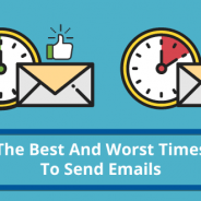 The Best And Worst Times To Send Emails