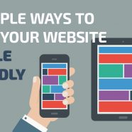 10 Simple Ways To Make A Mobile-Friendly Website
