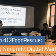 A Day with 412FoodRescue: Tips for Managing Nonprofit Digital Marketing