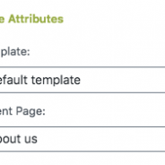 Parent and child pages: Linking hierarchical post types for SEO