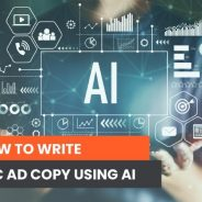 How to Write PPC Ad Copy Using AI
