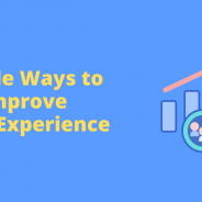 Simple Ways to Improve User Experience